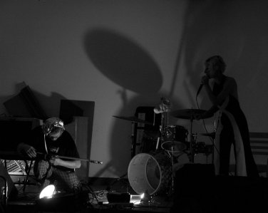 Marc Bisson and dei xhrist doing bird things