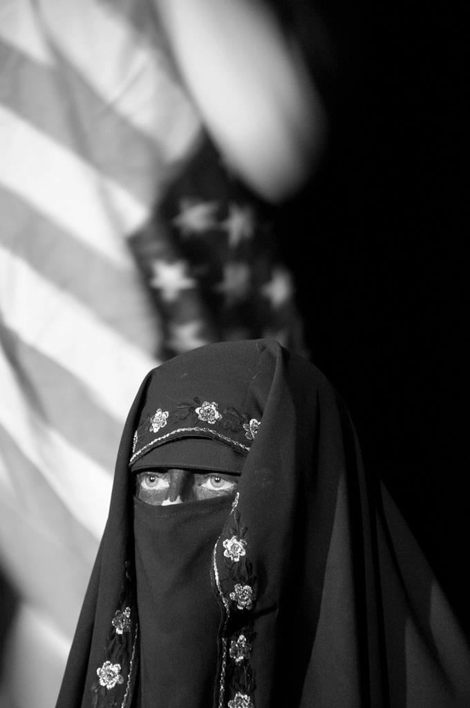 dei xhrist in burqa