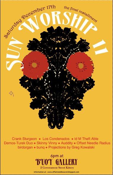 Sun Worship 11 birdorgan
