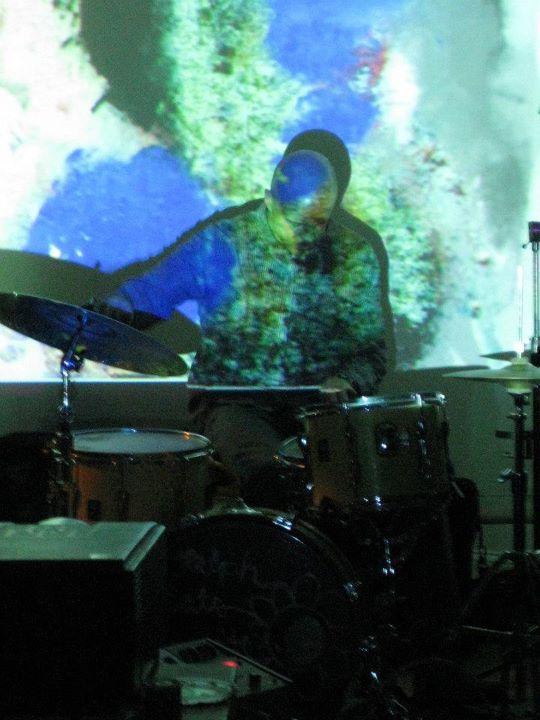 Greg Kowalski video projection